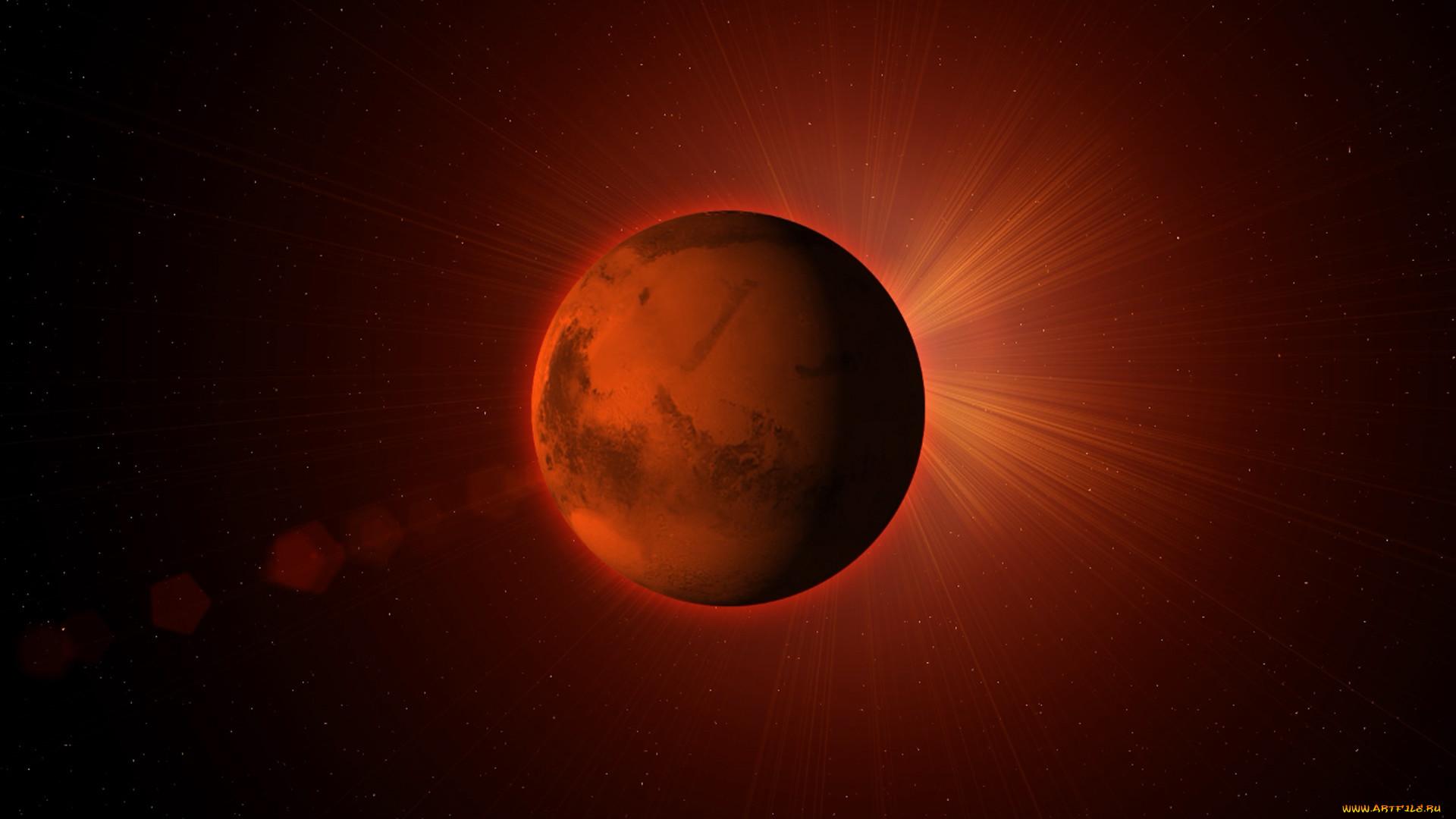 mars, космос, марс, планета